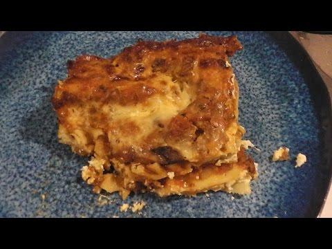 How to make lasagna Easy recipe