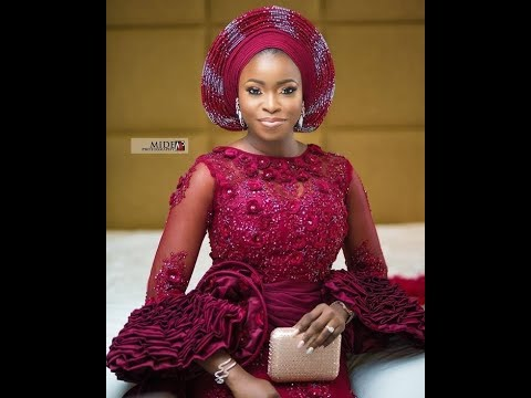 Stylish Ankara And Aso ebi Styles 2019 : Latest African Fashion Collections