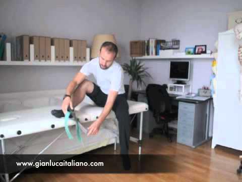 Porre rimedio per il mal di schiena quando si estendeva