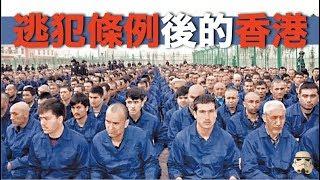 通過逃犯條例後的香港|簡單易明分析香港境況|3分鐘帶你了解極權國家|藍絲都不敢看|1984 2047|粵語中字