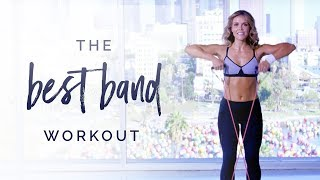 The BEST Band Workout by Tone It Up