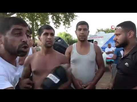 4 gündür kayıp kardeşlerini aramak için bot kaçırdılar