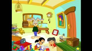 Gambar cover JumpStart Kindergarten (1998) (Part 1)