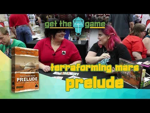 Get the Game - Teraforming Mars: Prelude