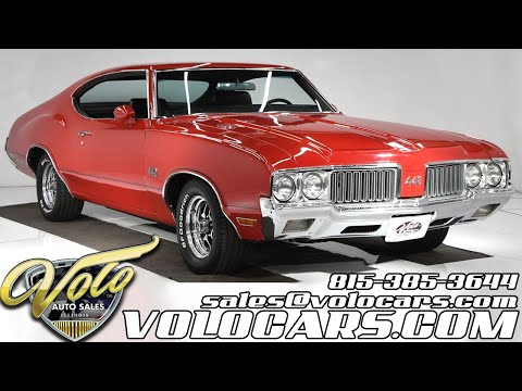 1970 Oldsmobile 442 (CC-1426515) for sale in Volo, Illinois