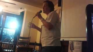 Lizanne, Stand Up Comedy at The Avene Open Mic