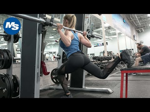 M&S Quick Tip: How to Perform Bulgarian Split Squats