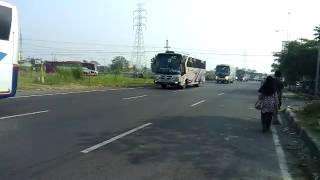 Konvoi PT SELAMAT SUGENG RAHAYU Pariwisata Ke Malang 4 September 2016