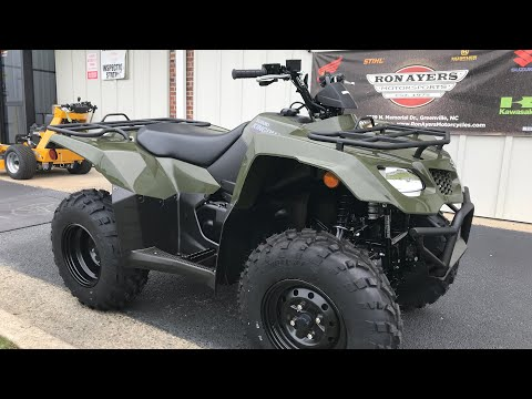 2020 Suzuki KingQuad 400ASi in Greenville, North Carolina - Video 1
