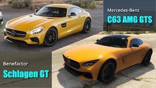 GTA V Cars Vs Real Life Cars #3 | All Sports Car