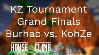[CS:GO KZT] Grand Final of First Zach47 KZ Tournament: kohZe vs burhac