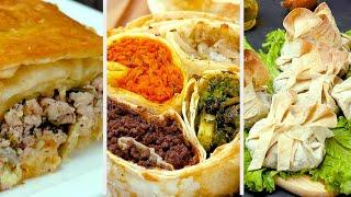 Блюда с лавашом - Рецепты от Со Вкусом