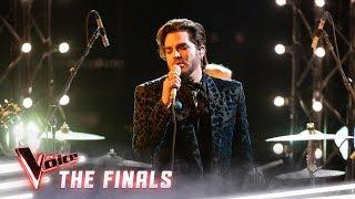 The Finals: Adam Lambert Sings 'New Eyes' | The Voice Australia 2019