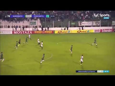 Golear para soñar: Sarmiento venció a Chacarita por 5 a 1