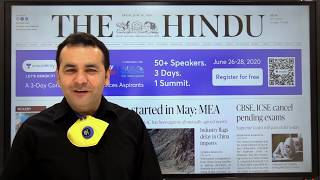 How to Start Reading Newspaper for UPSC IAS 2021/22 [FOR BEGINNERS]