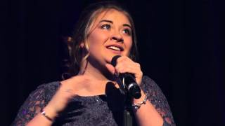Jennifer Owens sings 'Kiss the Air' at the Hippodrome on September 15th, 2015