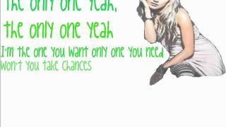 The Only One - (The Suite Life Of Zack & Cody) - Lyrics Video
