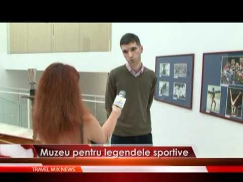 Muzeu pentru legendele sportive