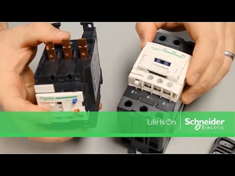 LC1D09BD - TeSys D contactor - 3P(3 NO) - AC-3 - <= 440 V 9 A - 24 on