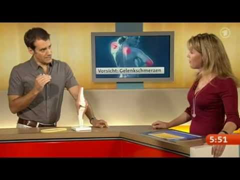 Arthrose Behandlung von Arthritis Gelenke