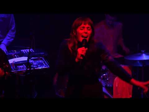 U.S. Girls - Mad As Hell (Johnny Brenda's) Philadelphia,Pa 10.31.17