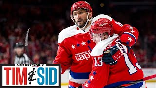 """Could Ovechkin Break Gretzky's Goal-Scoring Record? Ed Olczyk Says """"Never Say Never"""""""