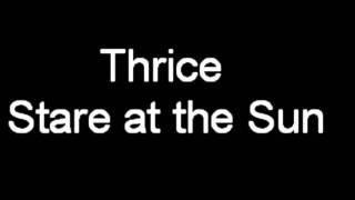 thrice stare at the sun acoustic mp3