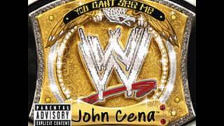John Cena - Dont Wanna Fuck With Us - John Cena & Tha Trademarc