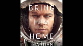 "The Martian (2015) (OST) ABBA - ""Waterloo"""