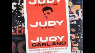 Judy Garland - Alone Together / Judy at Carnegie Hall 1961