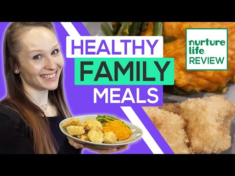 👶 Nurture Life Review: Healthy Pre-Made Meals For Babies, Toddlers, Kids & Adults (Taste Test)