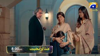 Khuda Aur Muhabbat Teaser 33 & Episode 32 Showbiz Glam