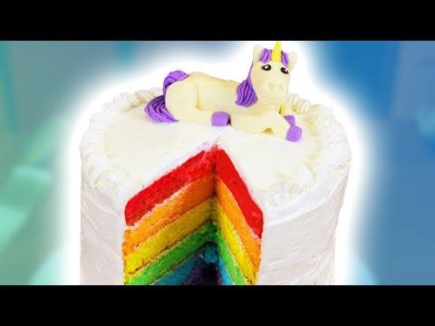 Nerdy Nummies Rainbow Cake Pops