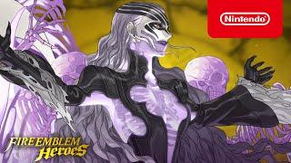 Fire Emblem Heroes - Mythic Hero (Hel: Death Sovereign)