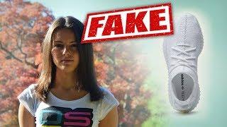 Кроссовки Adidas Yeezy 350: как отличить подделку от оригинала. Iriska Fashion Lab