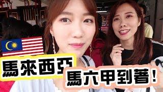 馬來西亞VLOG • 挑戰一天吃五餐?別餓著看此影片!暴飲暴食馬六甲之旅 Ling Cheng