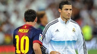 In Just 7 Minutes Messi Showed Cr7 Ronaldo The Greatest Difference Between Them ||HD||