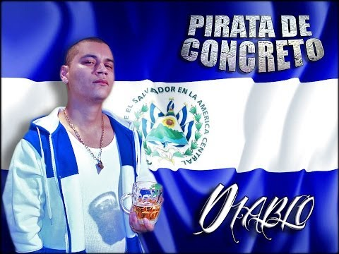DIABLO - PIRATA DE CONCRETO - RAP SALVATRUCHO