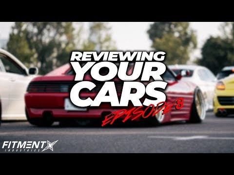 Reviewing Your Cars In Our Gallery! Ep. 8