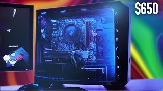 Best $650 Gaming PC Build Guide - GTX 1060 (w/ Benchmarks)