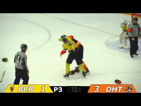 Phil Bronner vs. Hayden Way