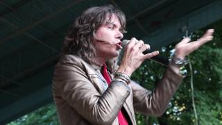 THE GLIMMER TWINS @ PENNYPACK MUSIC FESTIVAL 6/21/17 - START ME UP