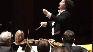 Firebird with Dudamel and Gothenburg Symphony