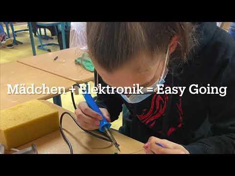 Unser Video - Wir bauen eine E-Motor