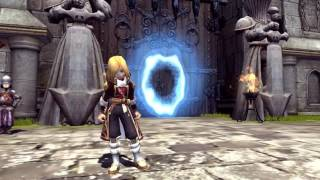 [Dragon Nest] Noble Red Knight Costume July 2016 : Cleric