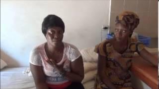 preview picture of video 'La Cap Skirring HDC Foundation: Gnyma et Kiné témoignent des actions menées en faveur des villageois'