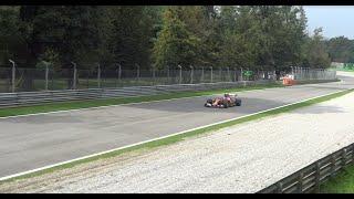 preview picture of video 'GP F1 Monza 2014 Practice 1 Prove Libere'