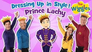 The Wiggles: Dressing Up in Style (Prince Lachy)