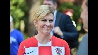 Президент Хорватии осмотрела Сочи