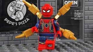 Lego Spiderman ATM Robbery
